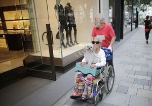 Опрос: Большинство парализованных людей считают себя счастливыми