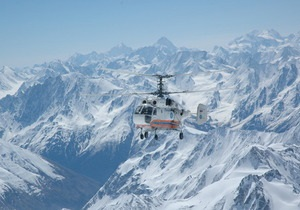 Возобновлены поиски пропавшего на Эльбрусе украинского альпиниста