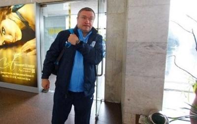 Тренер Днепра: Врачи приняли решение, что Маркевичу в Амстердам лучше не лететь