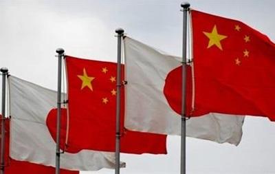 Китай и Япония проводят первые за 4 года переговоры