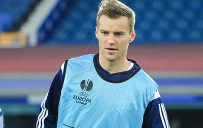 Андрей Ярмоленко: У нас команда только строится