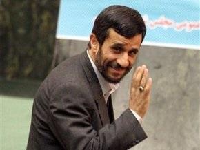 В Белом доме признали Ахмадинеджада избранным президентом Ирана
