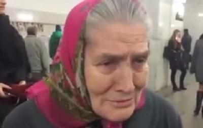 Шарль Азнавур пригласил бабушку Лиду на концерт