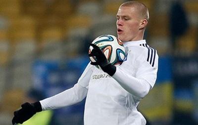 Защитник Динамо: Не мог поверить, что получил вызов в сборную Украины