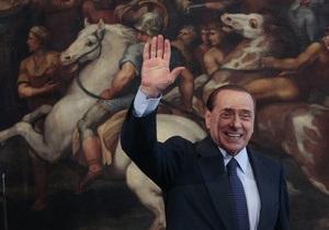 Итальянские депутаты выразили доверие кабинету Берлускони