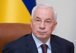 Азаров опроверг информацию о наличии у него недвижимости в Крыму