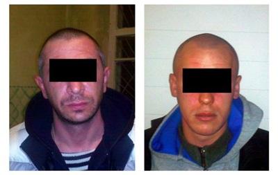 Задержаны еще двое участников беспорядков в Константиновке