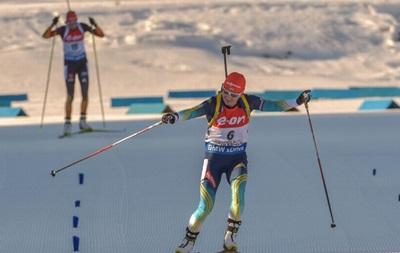 В последнем спринте сезона две украинки финишировали в первой двадцатке