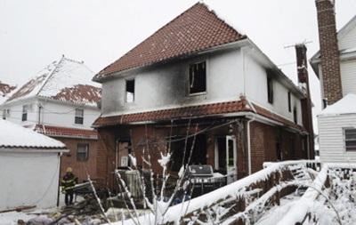 Пожар в Нью-Йорке: погибли семь детей