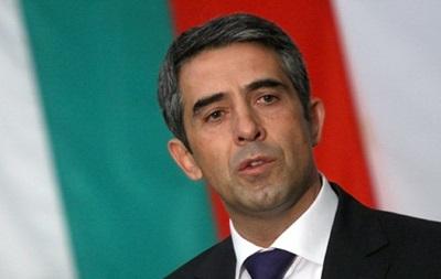 Президент Болгарии отказался ехать на парад Победы в Москву