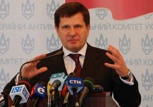 Партия регионов определилась с кандидатом на пост мэра Одессы