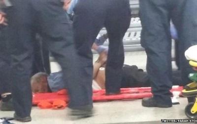 В США умер мужчина, напавший на охрану аэропорта Нового Орлеана с мачете