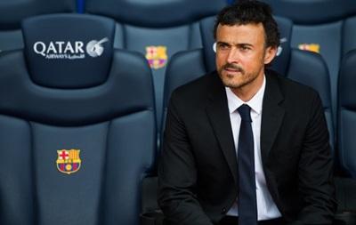 Луис Энрике: Матч с Реалом не решит судьбу чемпионства
