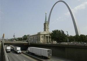 Самым опасным городом США признан Сент-Луис