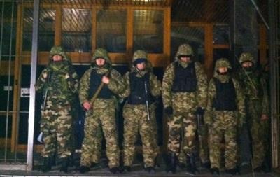 В батальоне Днепр-1 считают антиконституционными действия возле Укрнафты