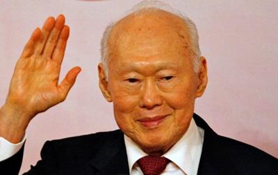 Скончался  отец сингапурской нации  Ли Куан Ю