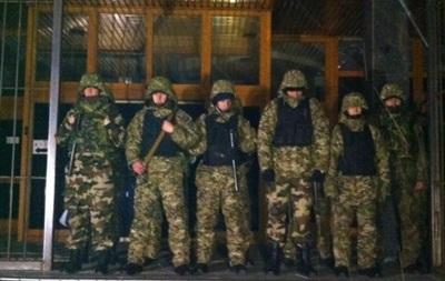 Днепр-1 не принимает участия в событиях под Укрнафтой – МВД
