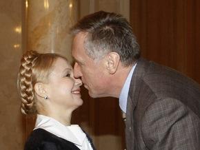 Сегодня Тимошенко и Тополанек подпишут протокол о контроле за транзитом газа
