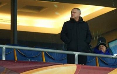Суркис: Кучка подонков может лишить тысячи людей радости посещения матчей