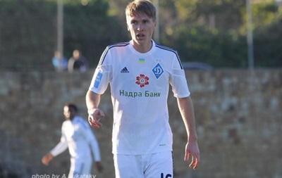Полузащитник Динамо Сергей Сидорчук вернется в строй через 10-12 дней