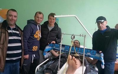 Нападающий сборной Украины: В АТО я поехать не могу, поэтому чем могу, тем и помогаю