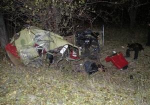 Жертвами ночного ДТП в Николаевской области стали трое школьников, возвращавшихся с дискотеки