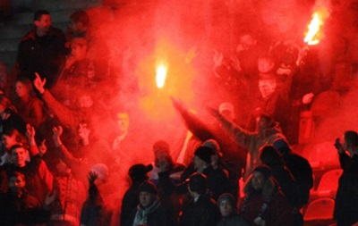 UEFA наказал московское Динамо за поведение фанатов на матче Лиги Европы