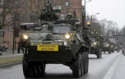 В Польшу в рамках учений прибыла колонна армии США