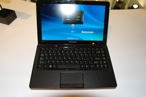 Итоги CES 2011: ноутбуки Lenovo