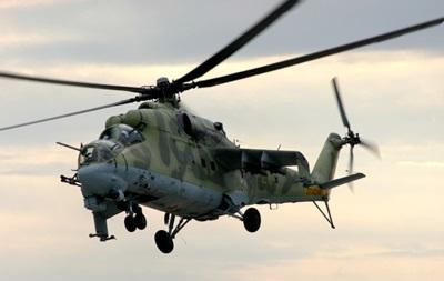 Падение вертолета под Киевом - новости