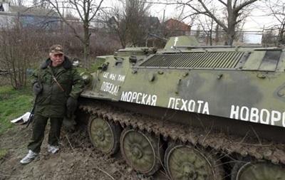 Захарченко заявил о возобновлении боев на мариупольском направлении