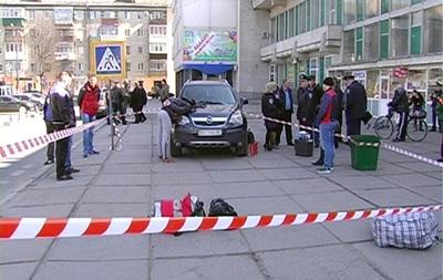 На вокзале в Хмельницком задержан боец АТО с гранатометом