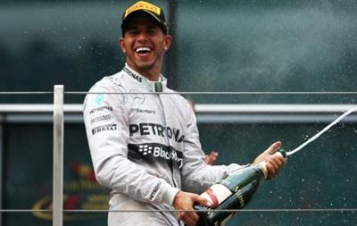 Mercedes будет платить Хэмилтону 55 миллионов долларов  в год