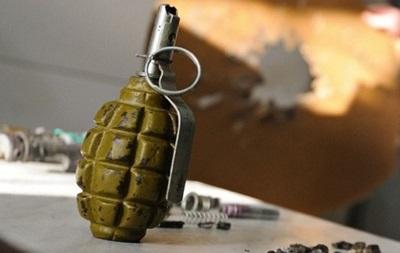 В центре Киева задержали мужчину с гранатой и револьвером