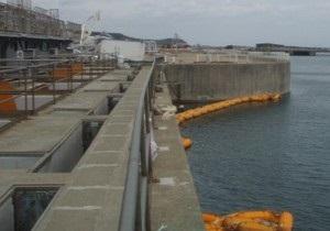 На аварийной станции Фукусима-1 произошла утечка химических веществ