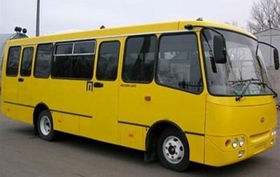 Киевские маршрутчики начали снижать цены на проезд