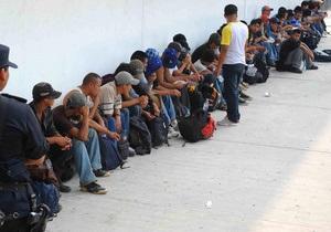 США репатриируют почти 2,5 тысячи мексиканских мигрантов