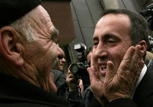 Командиров Армии освобождения Косово признали невиновными в преступлениях против сербов. В Приштине запускают фейерверки