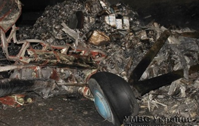 Количество жертв авиакатастрофы в Волынской области выросло до двух человек