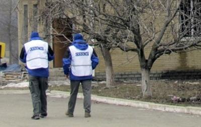 ОБСЕ назвали ситуацию в Широкино катастрофической