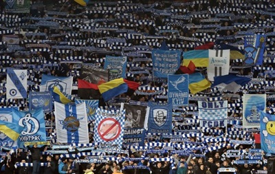 UEFA наказал Динамо частичной дисквалификацией НСК Олимпийский