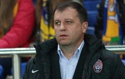 Главный тренер Зари: Против Испании сложно играть на встречных курсах