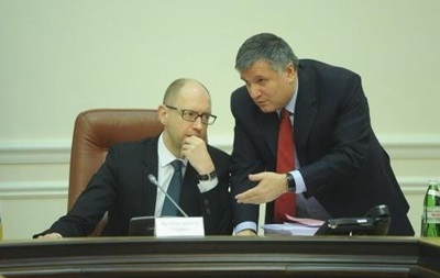 Экс-министр обвинил Яценюка и Авакова в  погонях за сенсациями