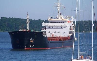 В Болгарии судно с украинским экипажем не выпускают из порта