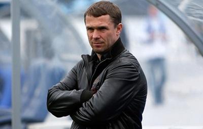Ребров: Надеюсь, ребята не слушают возгласы Луческу в адрес Динамо