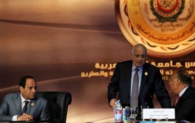 Арабские страны одобрили создание сил быстрого реагирования
