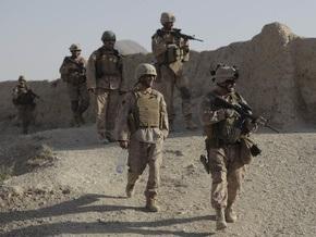 В Афганистане погибли три британских солдата