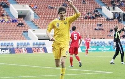 Нападающий сборной Украины: Мы допустили много нелепых ошибок