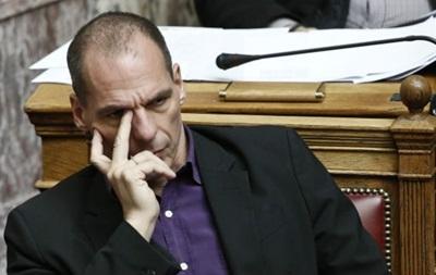 Глава Минфина Греции призывает не искать виноватых