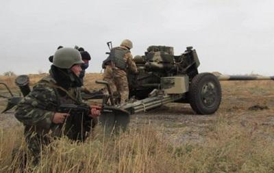 В Днепропетровской области упал и разорвался снаряд от учебных стрельб